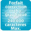 240000 Caractres max