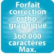 360000 Caractres max