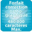 480000 Caractres max