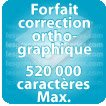 520000 Caractres max