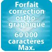 60000 Caractres max