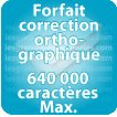 640000 Caractres max