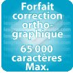 65000 Caractres max
