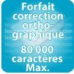 80000 Caractres max