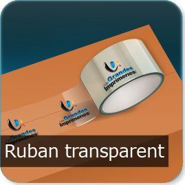 Ruban Transparent